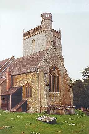 East Coker (St. Michael), Somerset