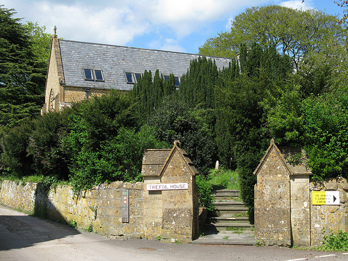 Former Church of the Holy Trinity, Beaminster