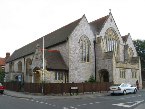 St. Andrew's Church, Boscombe, Bournemouth