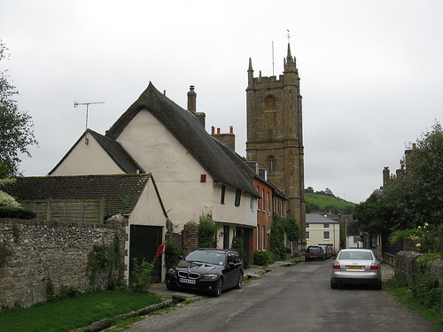 Cerne Abbas Church