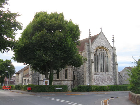 St. Mary's Church, Dorchester