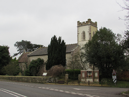 Former Church at East Stoke