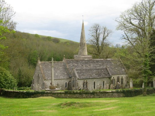 Little Bredy Church