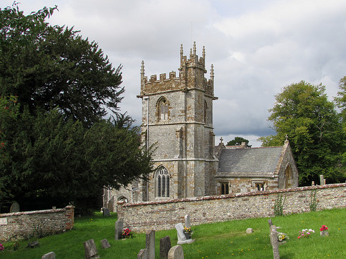 Piddlehinton Church