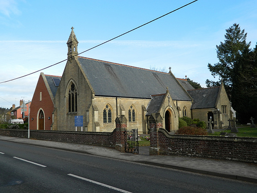 West Moors Church