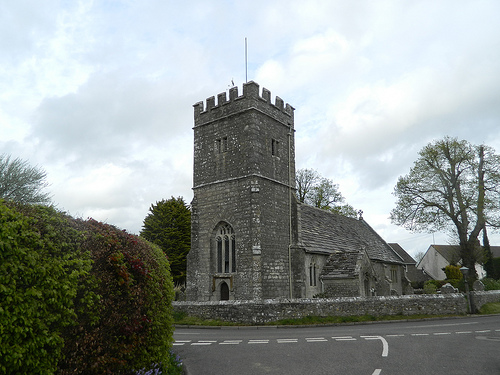 West Stafford Church