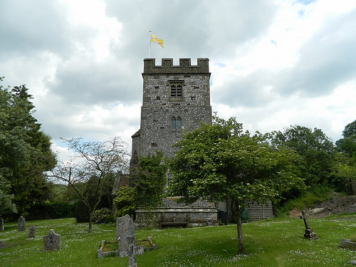 Winterborne Houghton Church