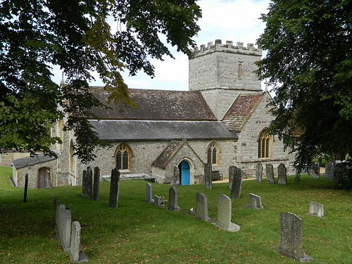 Winterborne Whitechurch Church
